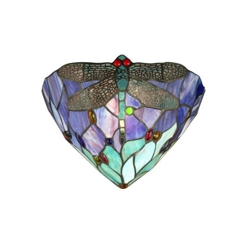 Dale Tiffany Dragonfly Jewel Wall Sconce