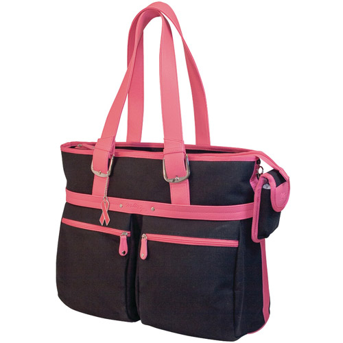 "Mobile Edge MECTEK1 16"" Komen Eco-Friendly Tote"