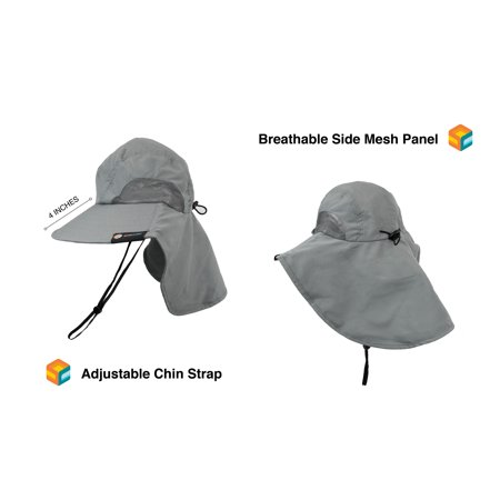 9ce1ab5fe74a9 Premium Outdoor Sun Hat for Hiking