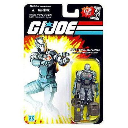 "GI Joe Wave 10 Mercenary Wraith 3.75"" Action Figure"