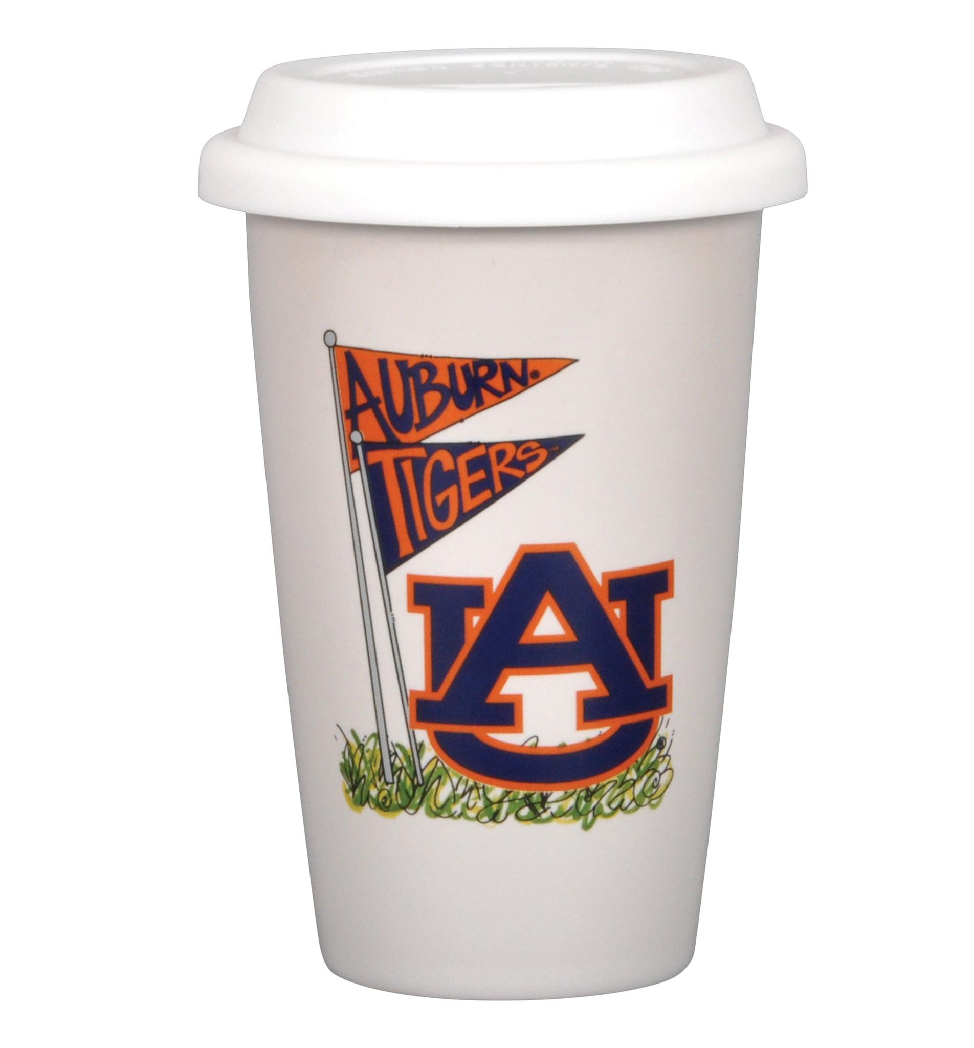 Auburn University 14oz Travel Mug