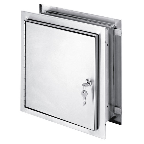 Omnimed 11.5'' W x 12'' H Wall Mounted Cabinet