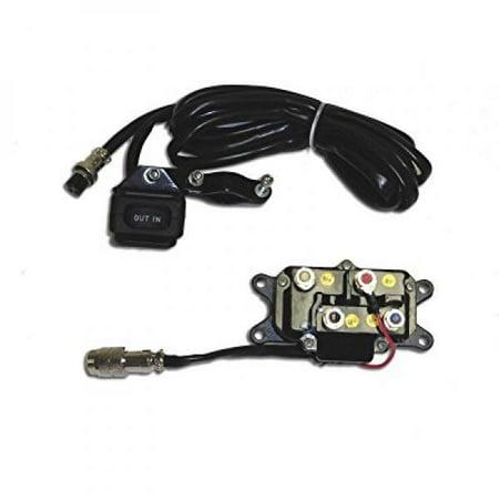 ATV UTV Solenoid Relay Contactor Winch Rocker Switch