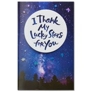 Greeting cards american greetings lucky stars birthday card with foil m4hsunfo