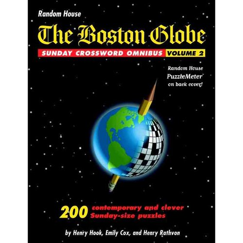 The Boston Globe Sunday Crossword Omnibus