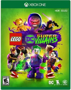 LEGO: DC Supervillains, WHV Games, Xbox One, 883929632985