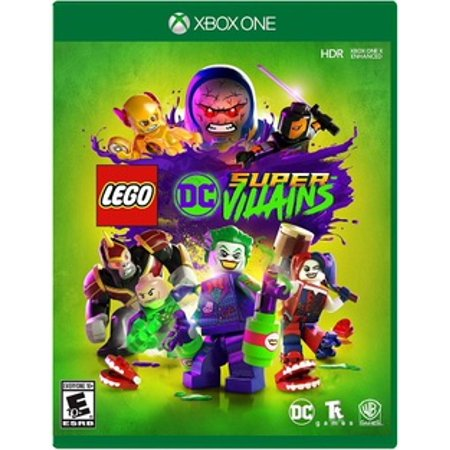 LEGO DC Supervillains, Warner Bros, Xbox One, 883929632985
