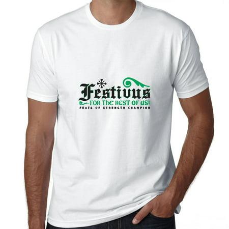 Hilarious Fictitious Festivus For The Rest Of Us Men's (Festivus For The Rest Of Us Shirt)