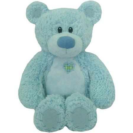 First & Main Easter Plush Stuffed Blue Tender Teddy, 8