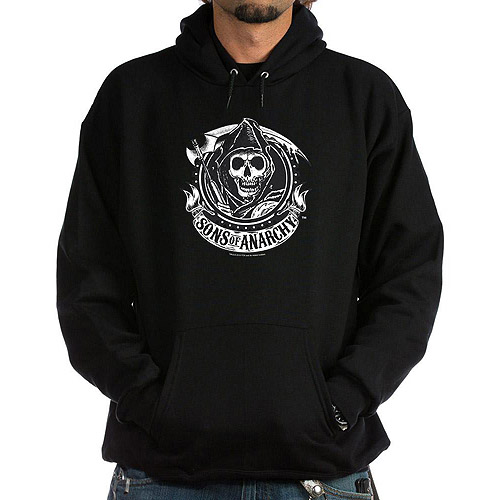 CafePress Big Men's Sons of Anarchy Hoodie