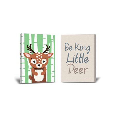 Awkward Styles Deer Lovers Gifts Boys Room Poster Art Girls Room Wall