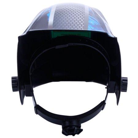 Zimtown Welding Helmet Pro Solar Auto Darkening Variable Shade Range 4/9-13 Mask Grinding Welder Protective Gear Arc Mig Tig - image 3 of 7