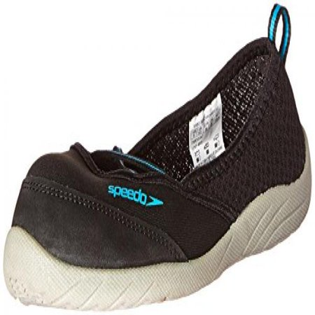 Speedo - Speedo Women's Beachrunner 3 0 Water Shoe, Black/Grey, 8 M