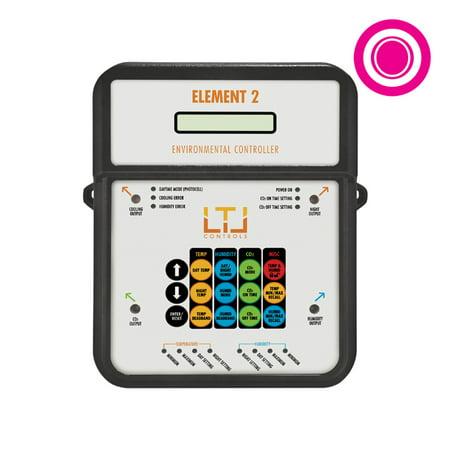 LTL ELEMENT2 Basic Digital Atmosphere controls, 4-outlets