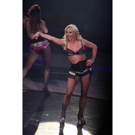 Britney Spears On Stage For The Circus Starring Britney Spears Tour Verizon Center Washington Dc March 24 2009 Photo By Frank LoblondoEverett Collection -