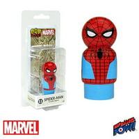 SPIDER-MAN - MARVEL PIN MATE #11 WOODEN FIGURE
