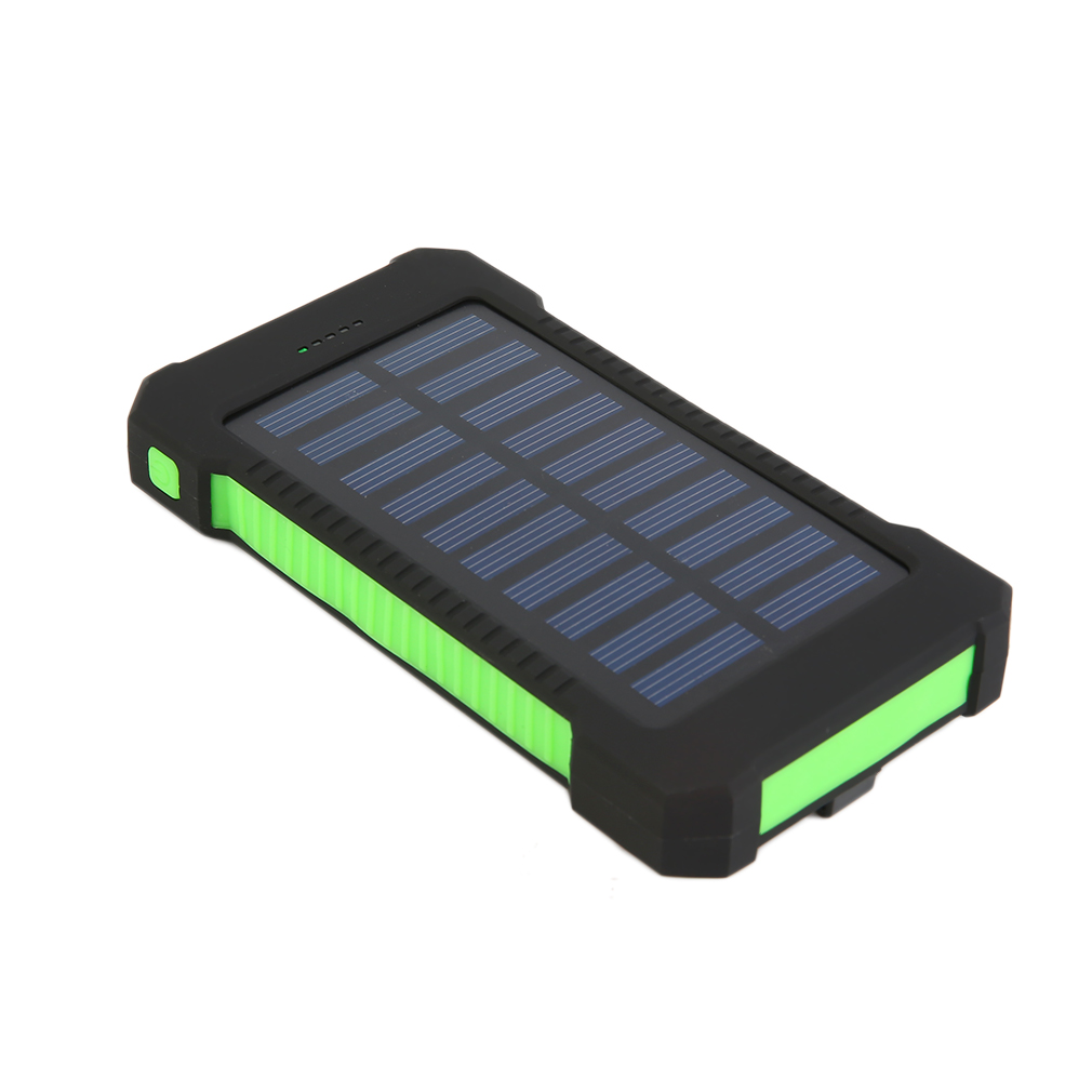 Portable Power Bank Charger 300000mAh Dual USB Portable Solar Battery Charger Solar Power Bank by