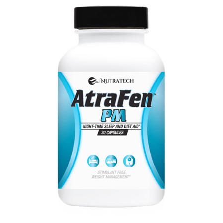 Atrafen Pm  Pm Diet And Sleep Aid Suppresses Appetite  Helps Regulates Blood Sugar And Cortisol Levels  Stimulates Your Metabolism  And Provides