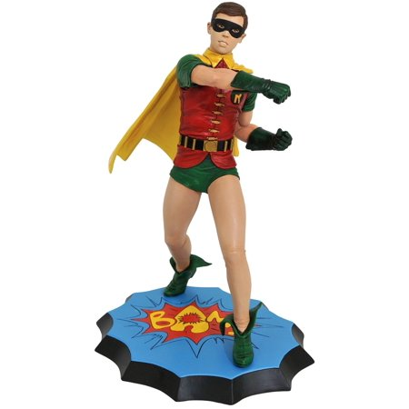Diamond Select Toys Batman 1966 Classic TV Series: Premier Collection Robin Resin Statue