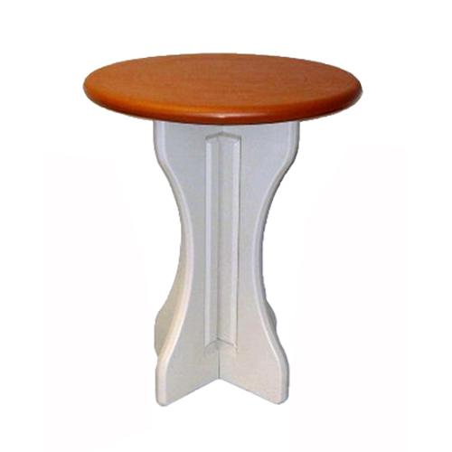Leisure Accents Weather Proof Resin Deck Patio Table 30\
