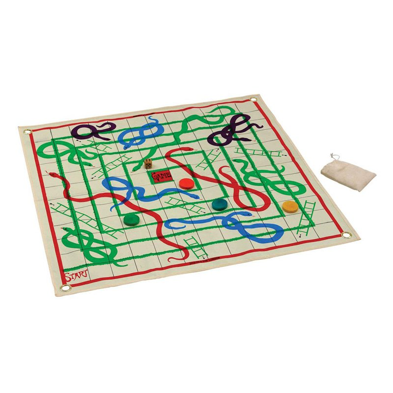 Jaques Giant Outdoor Snakes and Ladders