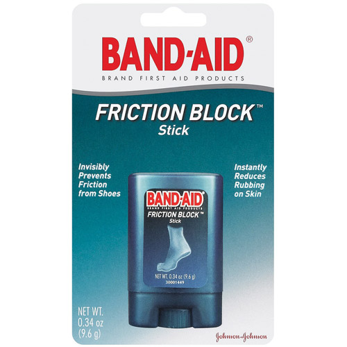 Band-Aid Friction Block Stick, 0.34 OZ