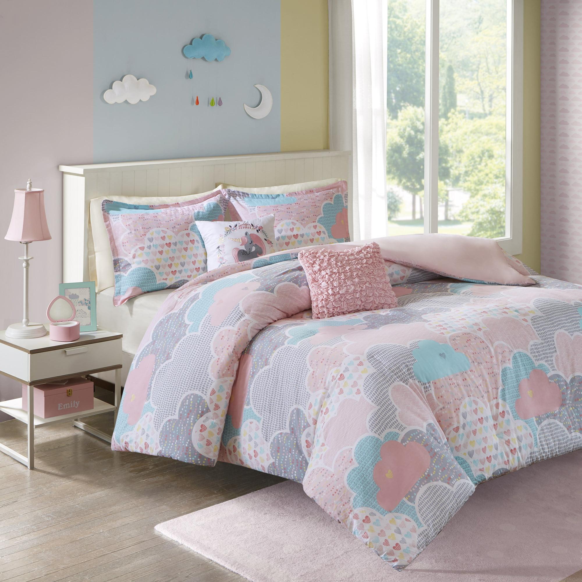 Home Essence Kids Euphoria Cotton Printed Duvet Cover Set Walmart Com Walmart Com