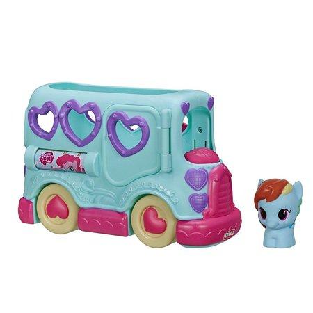 - Playskool Friends My Little Pony Rainbow Dash Friendship Bus