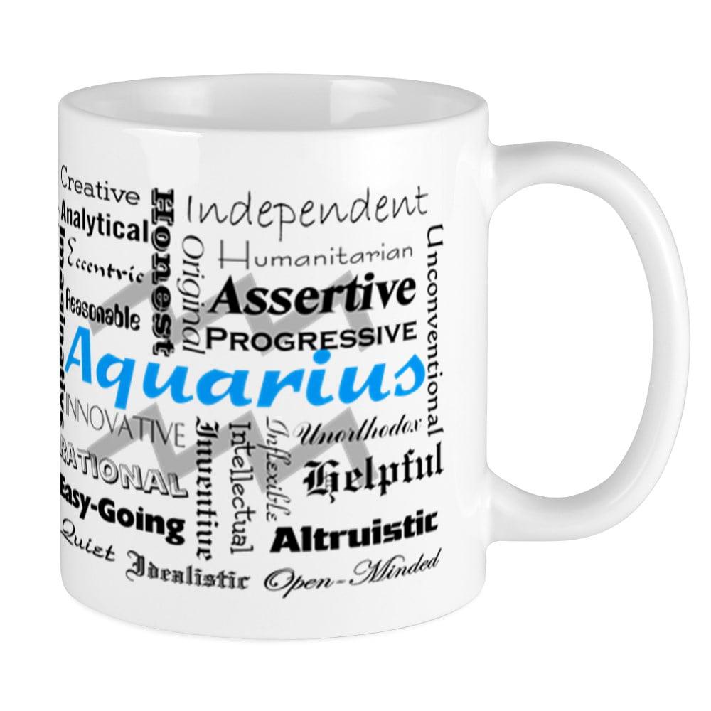 CafePress - Aquarius Mugs - Unique Coffee Mug, Coffee Cup ...