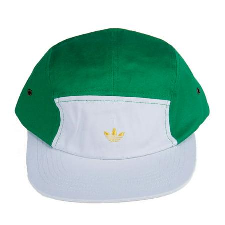 adidas - Adidas x Helas Leather Strap Camp Cap Green White - Walmart.com b82824843fe