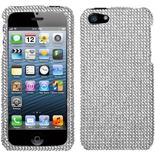 KTA iPhone 5SE/5s Bling Rhinestone Cover