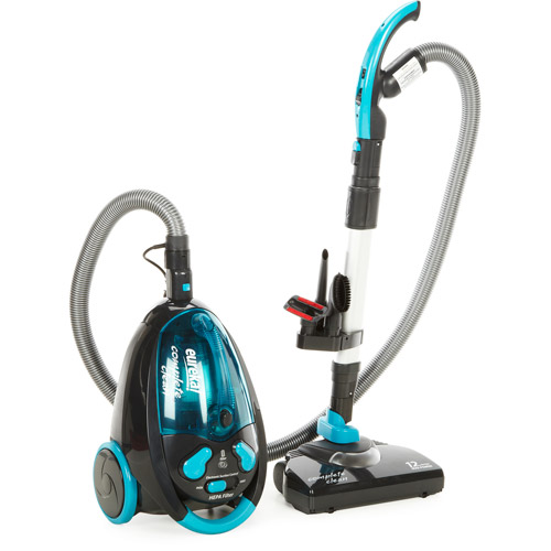 Eureka Complete Clean Bagless Canister Vacuum with Motorized Power Nozzle, 955A