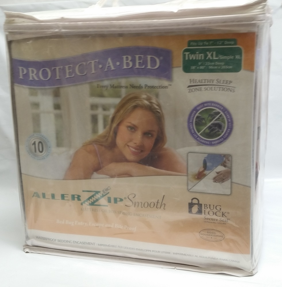 Protect-A-Bed Allergy Protection Kit, Twin XL