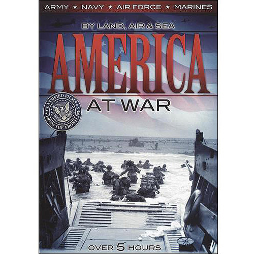 America At War by ECHO BRIDGE ENTERTAINMENT