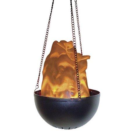Hanging Pot Flame Light (Hanging Flame Light)