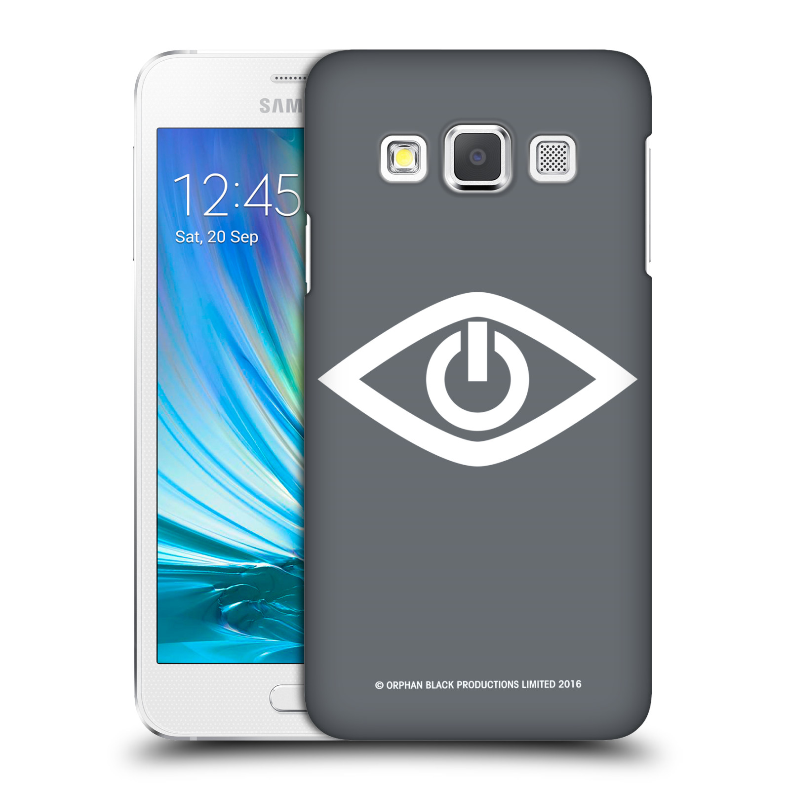 OFFICIAL ORPHAN BLACK GRAPHICS HARD BACK CASE FOR SAMSUNG PHONES 1