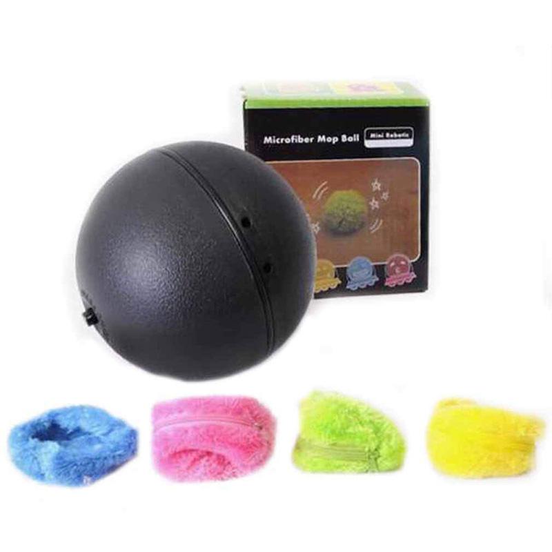 Magic Roller Moving Ball Spielzeug Automatische Roller Ball Pet Spielzeug 1