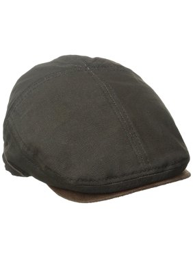 94bbdabc Product Image Stetson Men's Cotton Canvas Ivy Cap Brown M