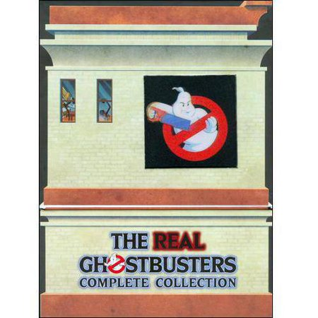 Real Ghostbusters: Complete Collection](Real Ghostbusters Halloween Special)