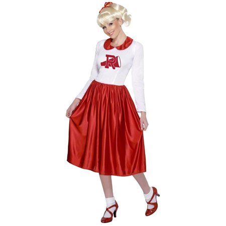 Teen Rydell High Grease Cheerleader - Grease Custome