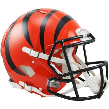 Riddell Revolution Helmets - Riddell Cincinnati Bengals Revolution Speed Full-Size Authentic Football Helmet -