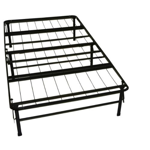 EpicFurnishings DuraBed Twin Extra Long-size Heavy Duty Steel Foundation & Frame-in-One Mattress Support System Plat