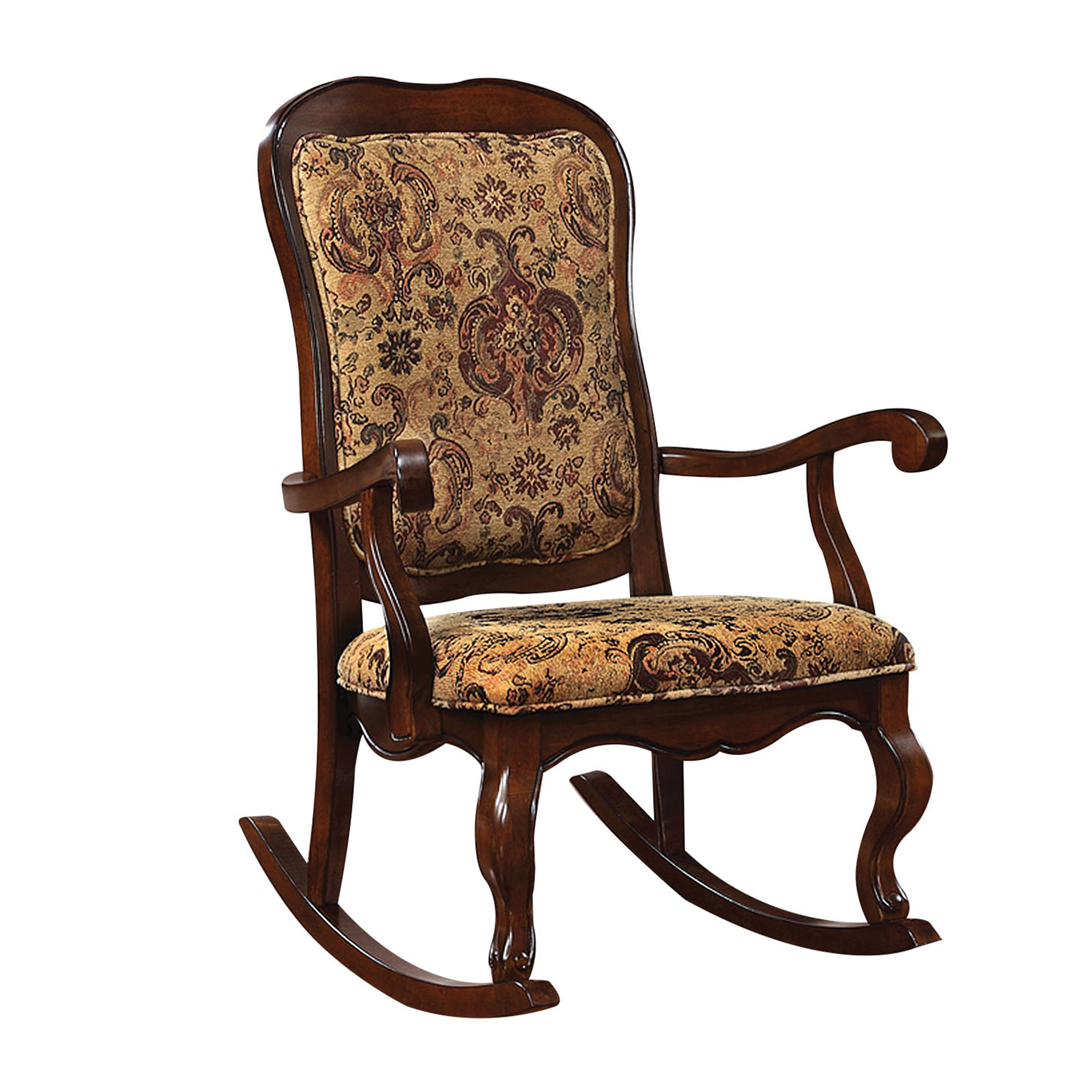 Exceptionnel ACME Sharan Rocking Chair, Cherry