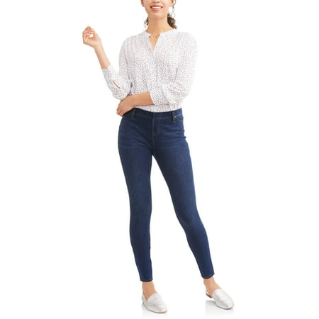 Women's Full Length Soft Knit Color Jegging (Best Place To Get Jeggings)