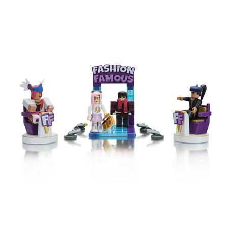 Roblox Celebrity Fashion Famous Feature Playset -