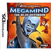 Megamind: The Blue Defender, THQ, Nintendo DS, 00785138364094