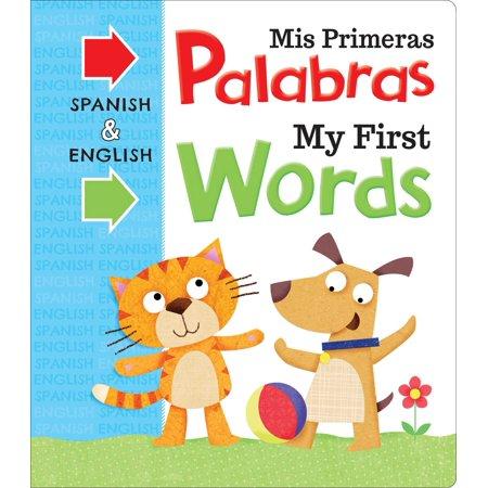 Mis Primeras Palabras My First Words (El Color De Mis Palabras)
