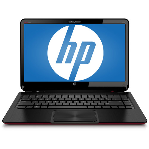 """HP Midnight Black 15.6"""" Envy 6-1111NR Sleekbook PC with AMD A6-4455M Accelerated Processor and Windows 8 Operating System"""