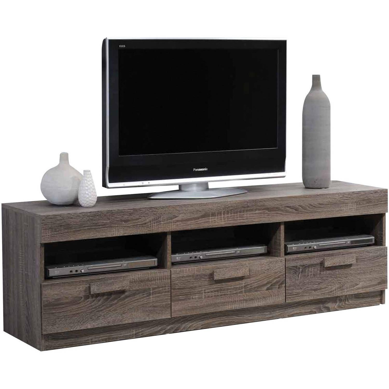 Oak tv stands for 55 inch flat screens - Acme Alvin Rustic Oak Tv Stand For Flat Screen Tvs Up To 60