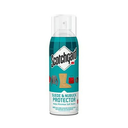 Nubuck Pin - Scotchgard Suede & Nubuck Protector, 1 Can, 7-Ounce
